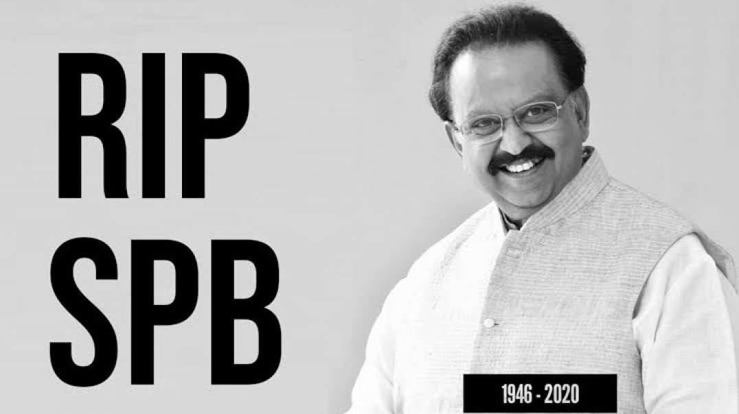 Rest In Peace SPB sir | Tribute to the legend of Tamil Music | Will miss you | Music Status