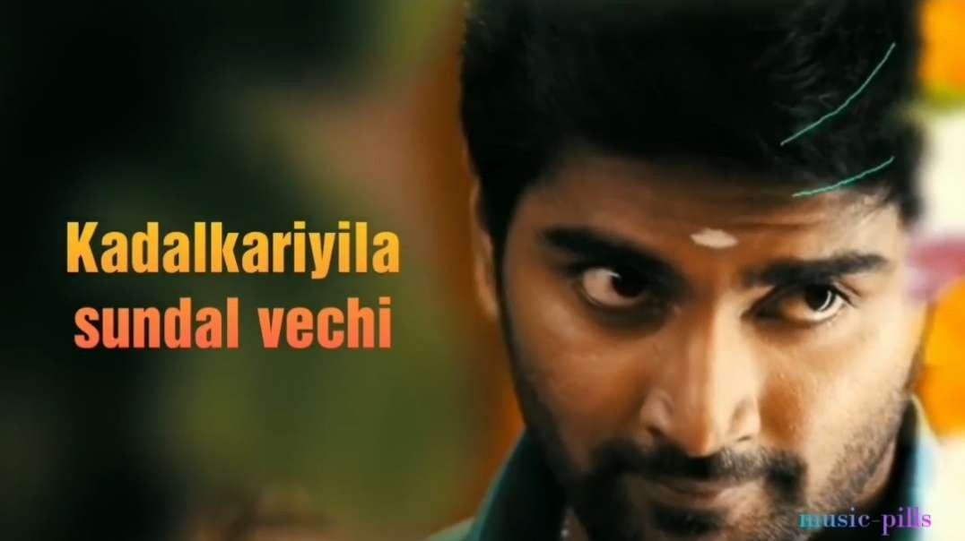 Kadhalikathey manase kadhalikathey | hip hop song | whatsapp status tamil | Music Status