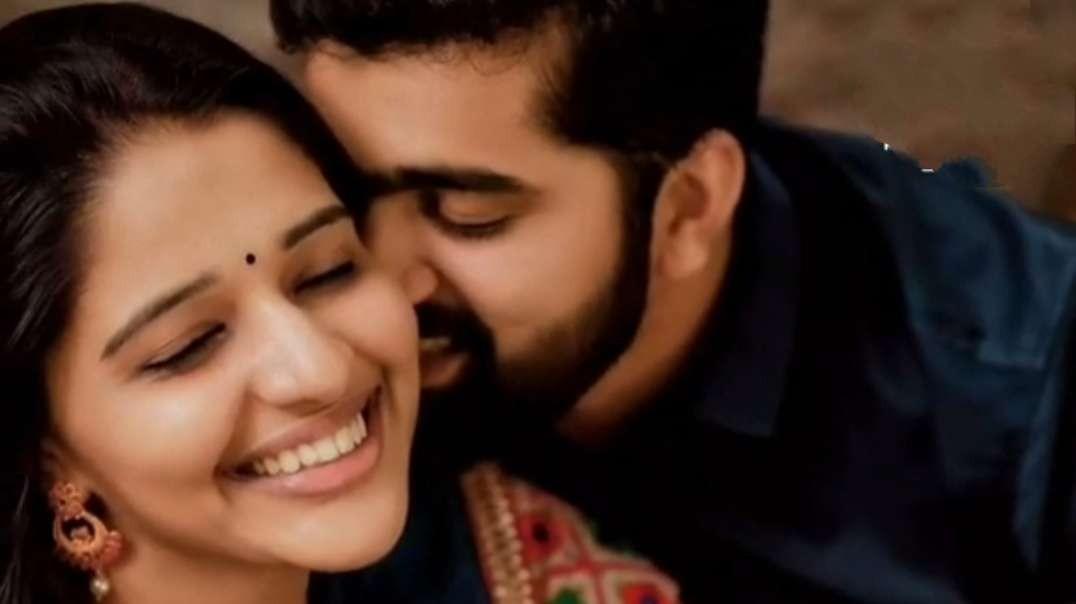 Kanna Kuzhi Azhagi Iva Karum Koonthal | Love Romantic WhatsApp status | Music Status